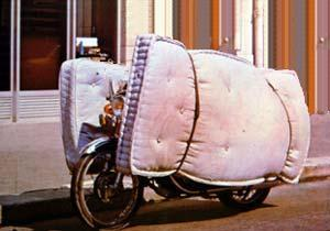 il Blog di Locomotiva: Ma il materasso... (a.k.a. senza rete)